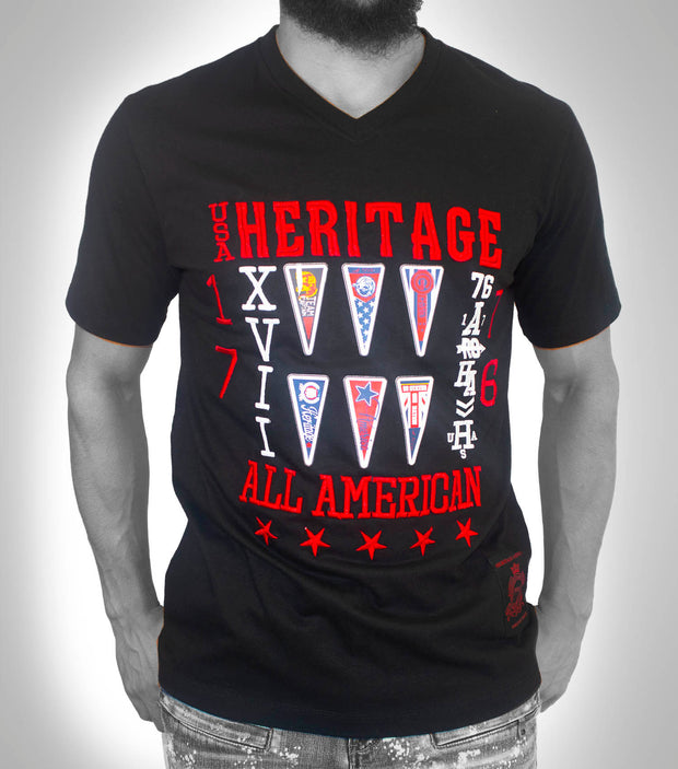 Heritage All American Short Sleeve