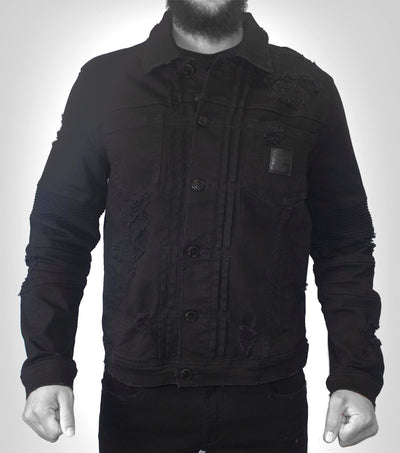 HRTG BLVCK Denim Jacket
