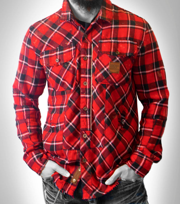 Heritage Plaid Long sleeve