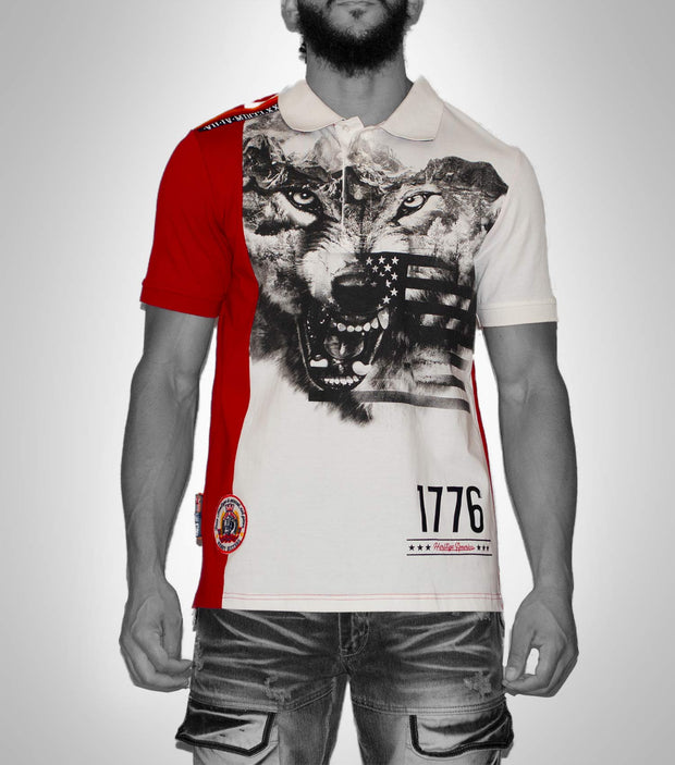 1776 Wolf Polo
