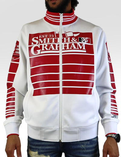 Smith & Graham EST 75 track Jacket