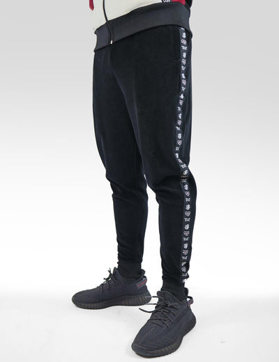 Smith & Graham Velour Track pants