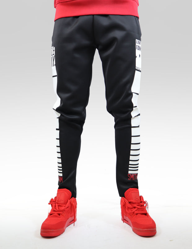 Smith & Graham Poly Track Pant