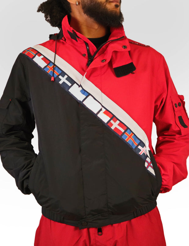 Nordic Down Atlantic Wind Breaker