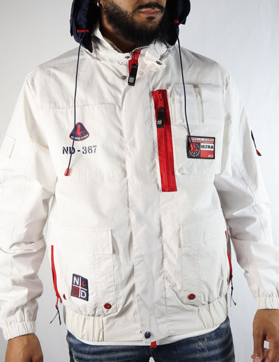 Nordic Down Cyclone Wind Breaker