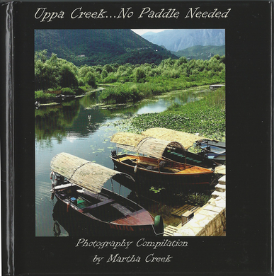 Uppa Creek... No Paddle Needed