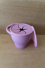 Load image into Gallery viewer, Dusty Rose Snack cup