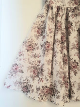 Load image into Gallery viewer, Vintage Floral Dress