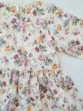 Load image into Gallery viewer, Autumn Delights Dress Floral