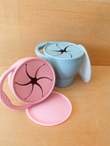 Dusty Rose Snack cup