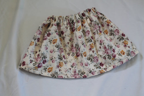 Autumn Delights Floral Skirt