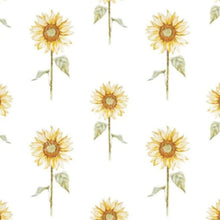 Load image into Gallery viewer, Sunflower Daze Swaddle