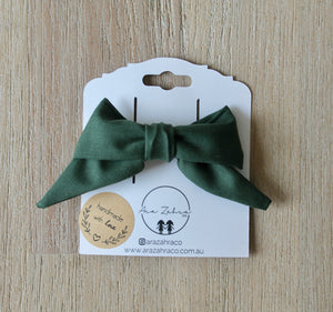 Statement Bows