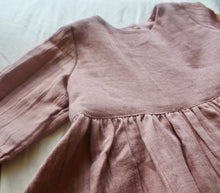 Load image into Gallery viewer, Autumn Delights Dress Dusty Pink