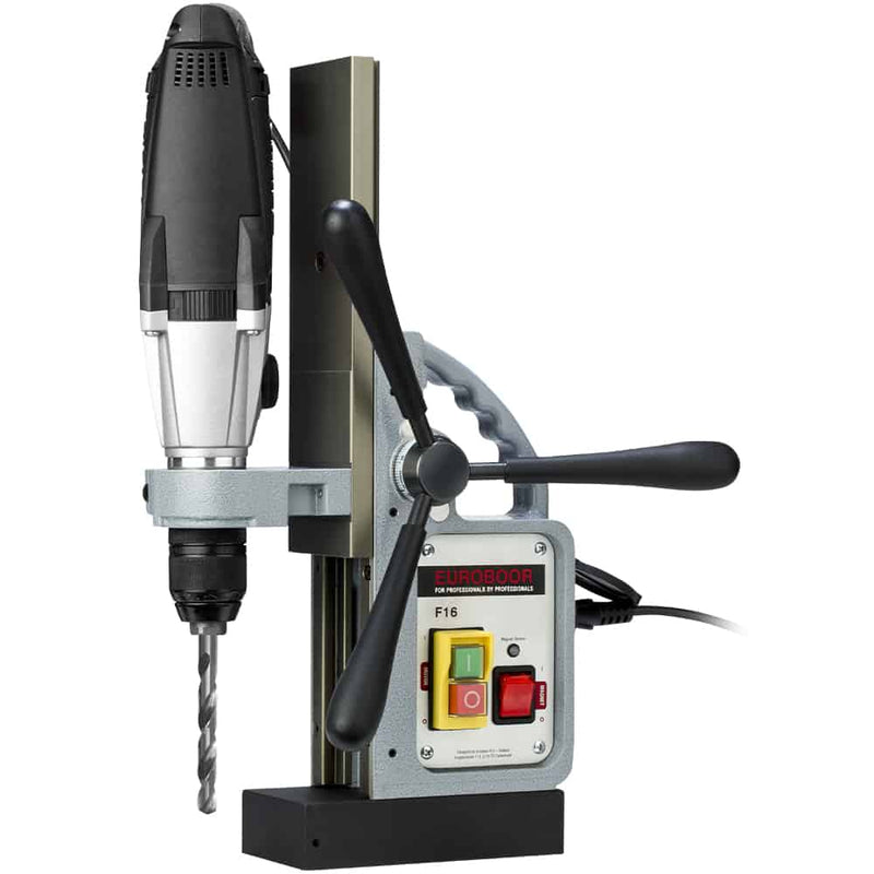 Euroboor F16 Universal magnetic drill stand - Power Tool Services