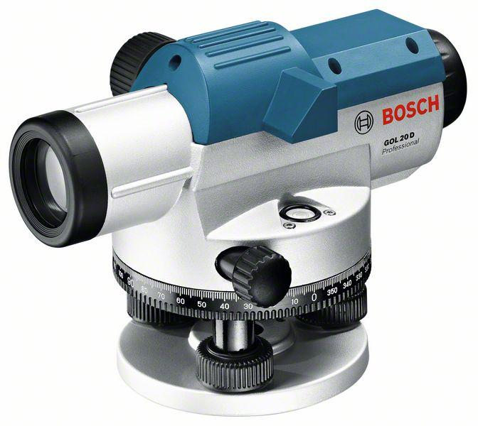 Bosch Professional GOL 20 D Optical Level