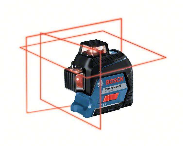 Bosch Professional  360° Gll 3-80 Line Laser Level