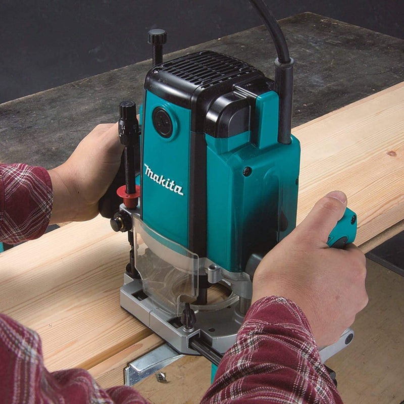 Makita RP1800X 12.7mm Plunge Router - Power Tool Services