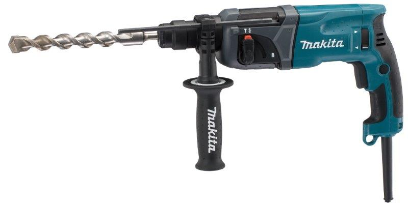 Makita Rotary Hammer Hr2460 With Sds Plus - Power Tool Services