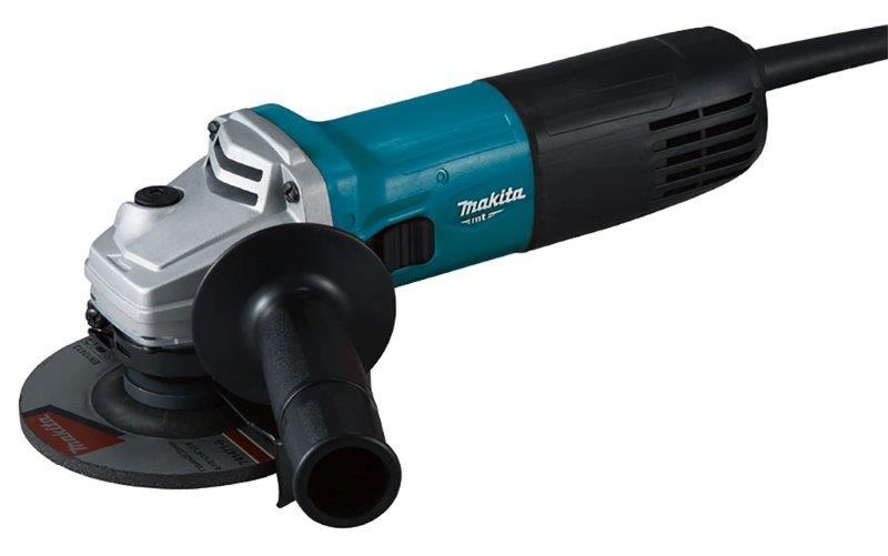 Makita Mt Model M9507B 115Mm A/Grinder