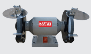 Martlet MM250BG75 250mm Bench Grinder