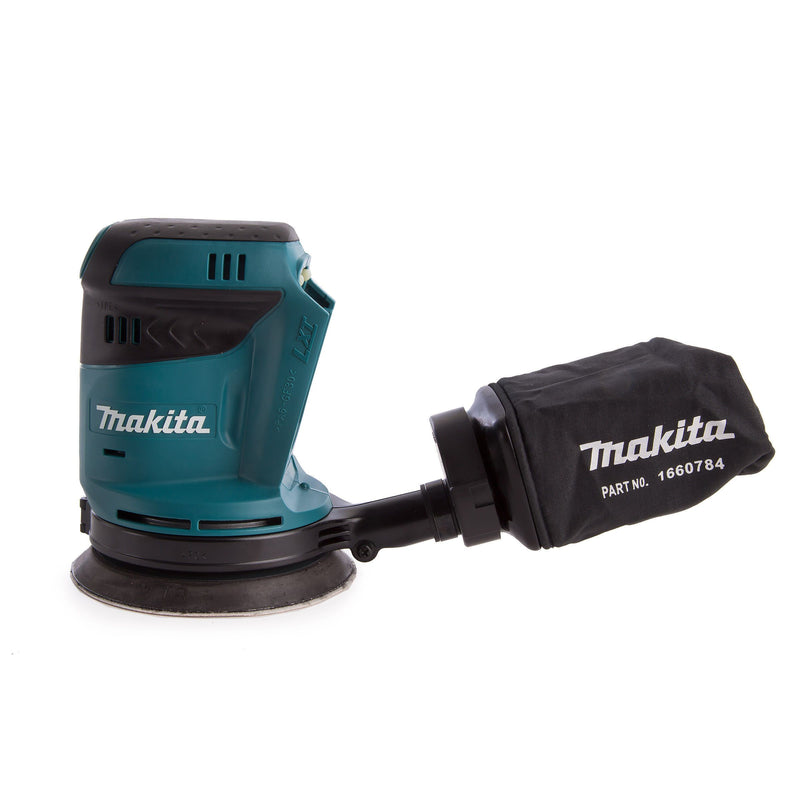 Makita Cordless Orbital Sander 18V Dbo180Z - Power Tool Services