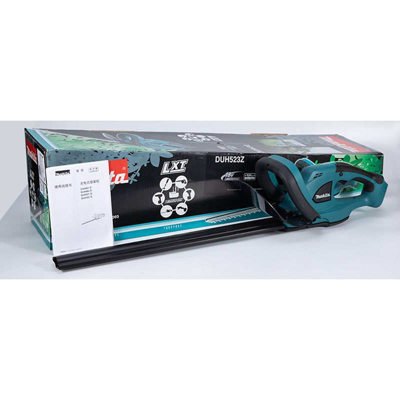 Makita 18V Cordless Hedge Trimmer Duh523Z 520Mm - Power Tool Services