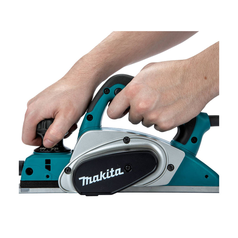 Makita Planer Kp0800K 82Mm 620W - Power Tool Services