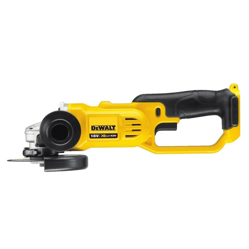 Dewalt 18X Xr Cordless Angle Grinder Bare Tstak - Power Tool Services