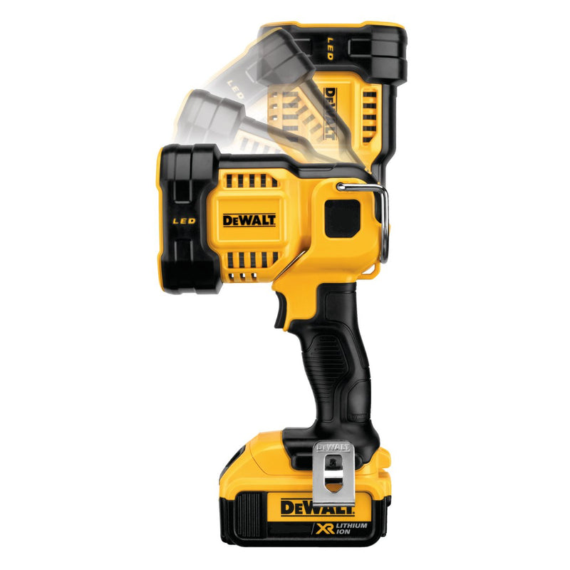 Dewalt 18V Xr Spotlight 120-1000Lm - Power Tool Services