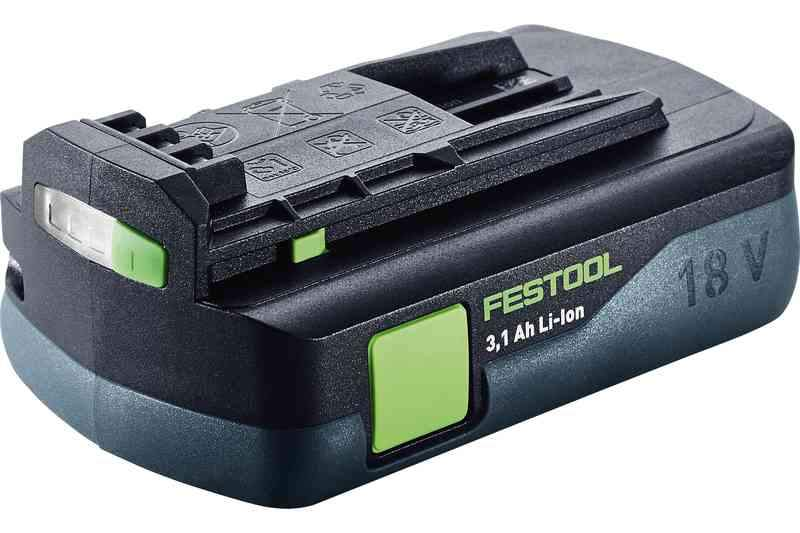 Festool Battery Pack Bp 18 Li 3,1 C 201789