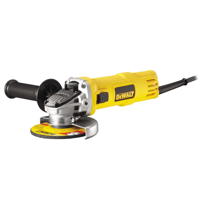 Dewalt 800W 115Mm Slide Switch Small Angle Grinder