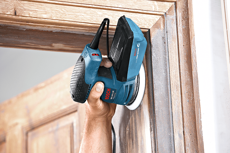 Bosch GEX 125-1 AE Professional Random Orbit Sander - Power Tool Services