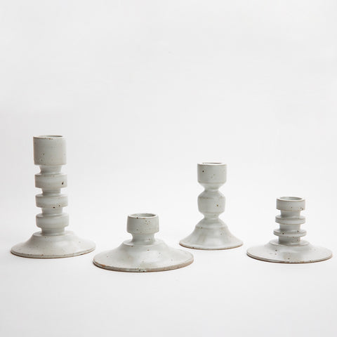 Jessie Lazar candle sticks