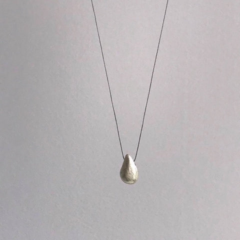Carol Leskanic teardrop necklace