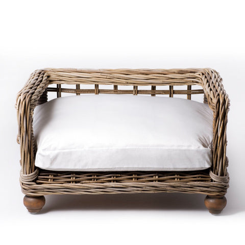 rattan dog bed waterproof cover