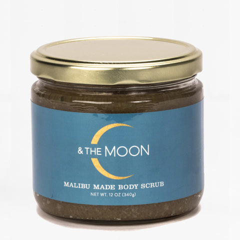 C & the Moon body scrub