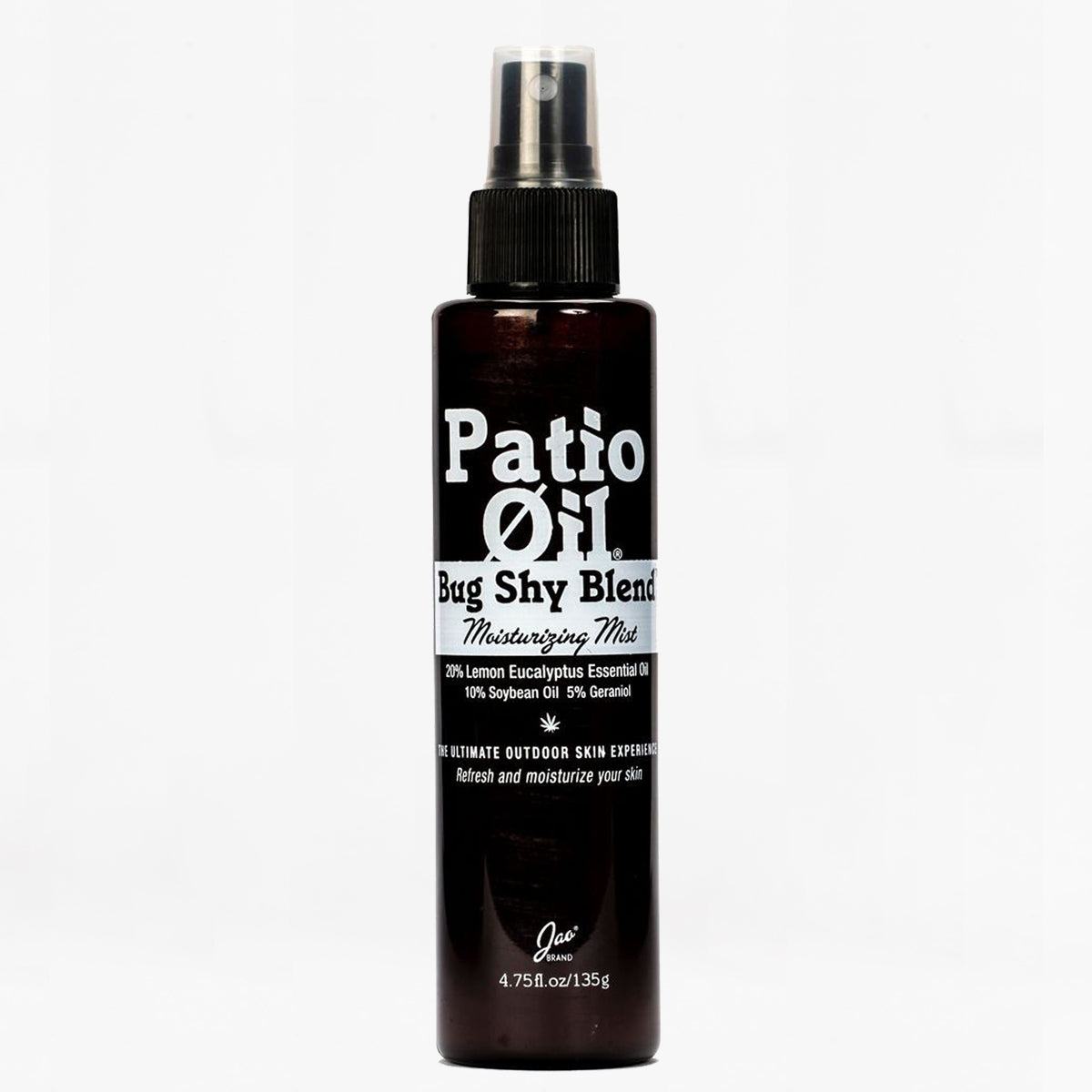 Jao patio oil moisturizing mist