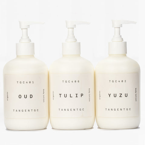 TangentGC body lotion