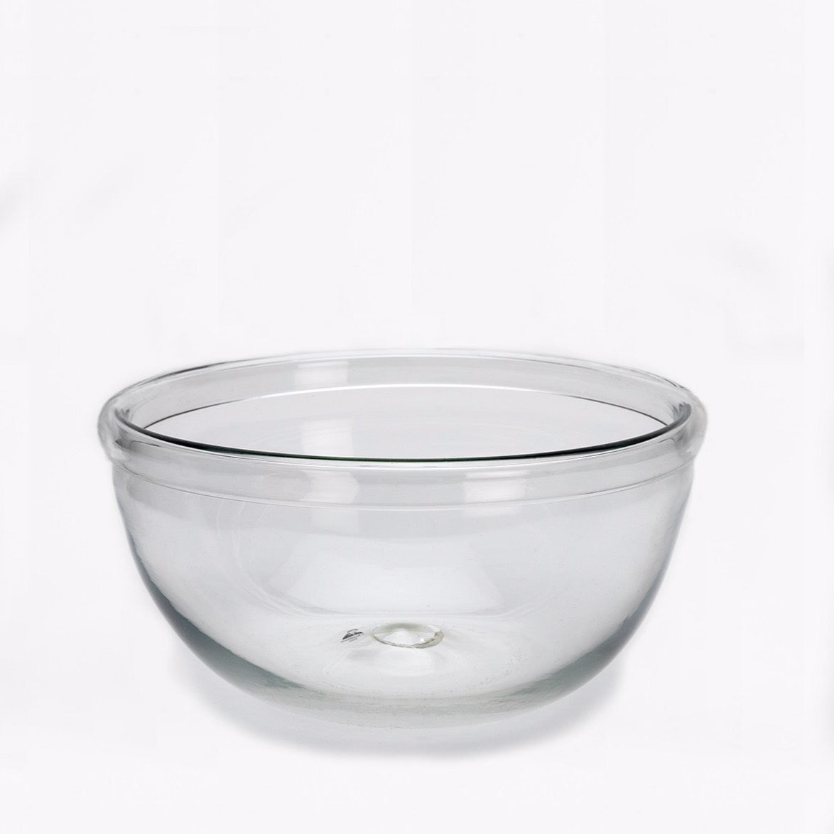 La Soufflerie glass serving bowl