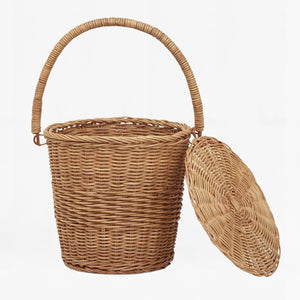 apple basket, large