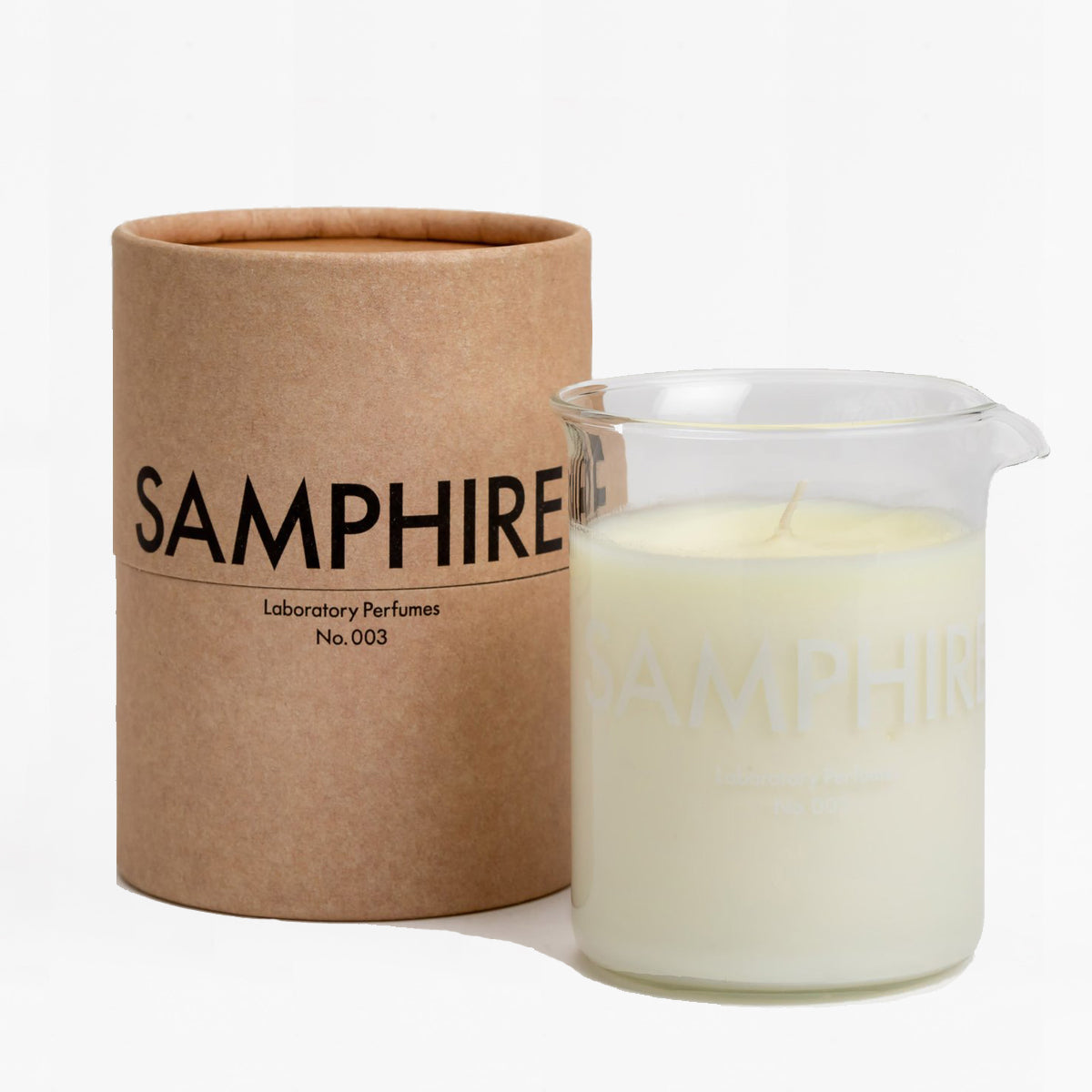 Laboratory Perfumes samphire scented candle