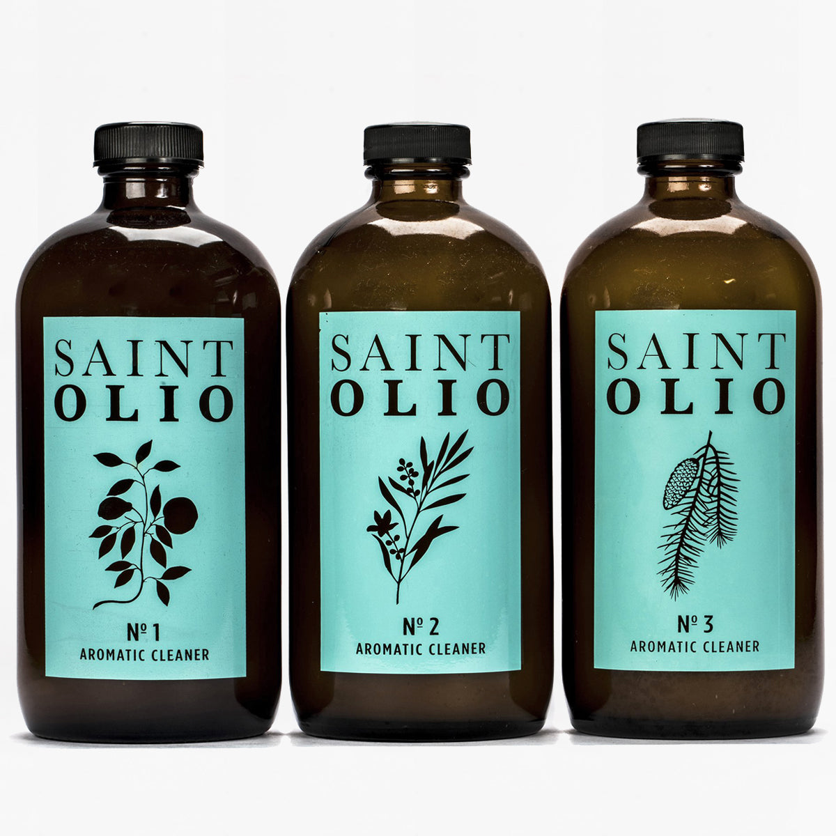 Saint Olio aromatic cleaner