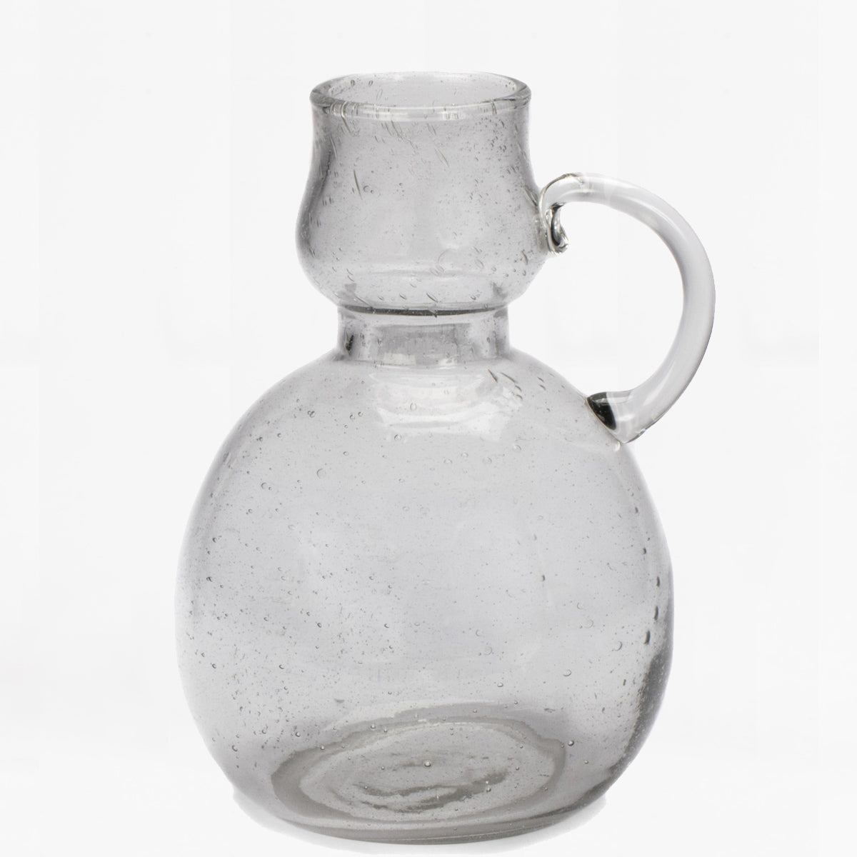 seeded glassware pitcher