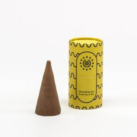 citronella incense cone