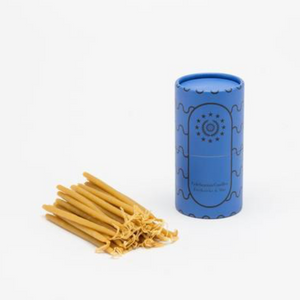 beeswax celebration candles