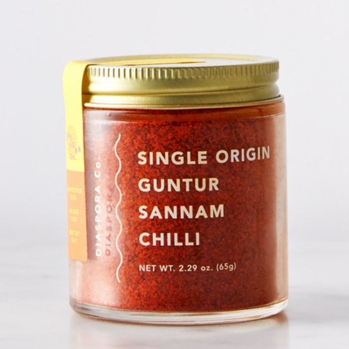 Diaspora single origin guntur sannam chilli