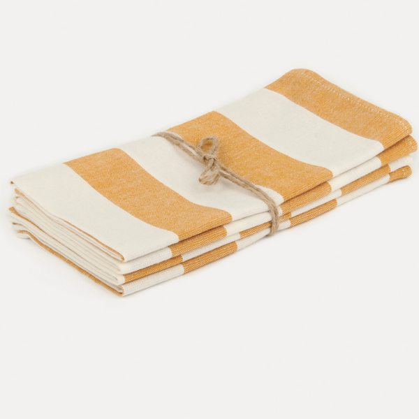 milos wide stripe napkin