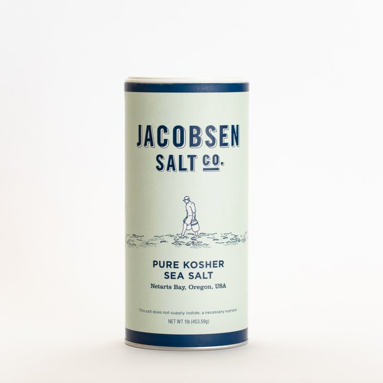 Jacobsen's kosher sea salt