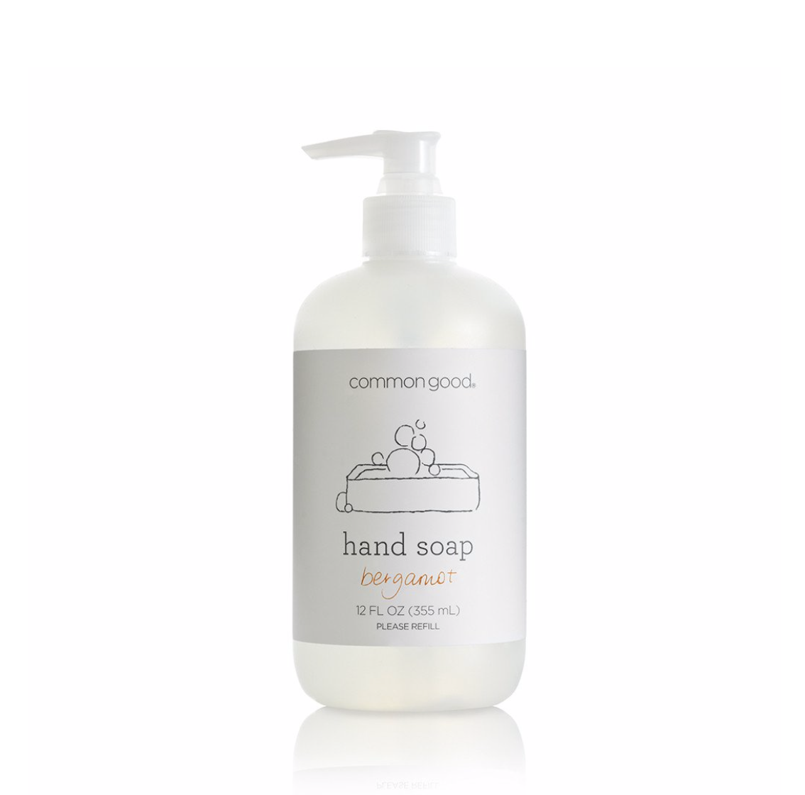 Common Good hand soap